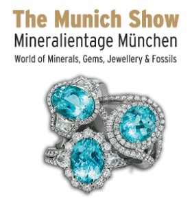 The Munich Show  Mineralientage 2015 exhibition