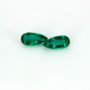 Pear Cut Emerald