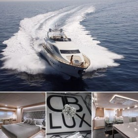 PerMARE GROUP: SUPERYACHT + 10 CT DIAMOND BY DBLUX