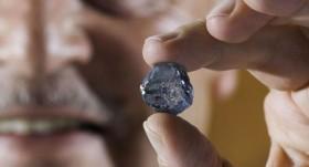 Diamante Blu da 29.6 Carati
